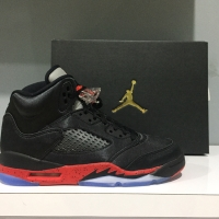 Air Jordan 5 Retro Bred Satin (original)