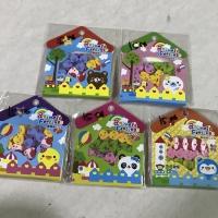 Penghapus Mini Animal Feeling 204665 eraser