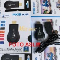 Wireless HDMI Dongle Anycast MX18 Plus Miracast AirPlay WiFi Display