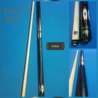 Cobra Cue /Cobra stick / stik Billiard ( Brown Blade)