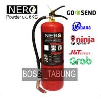 PROMO/ NERO 6kg / Tabung Pemadam Api / APAR / TABUNG PEMADAM API MURAH