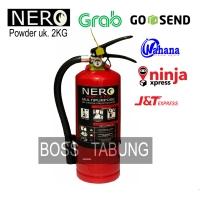 APAR / NERO 2KG / TABUNG ALAT PEMADAM API MURAH / APAR UNTUK TRUK BUS