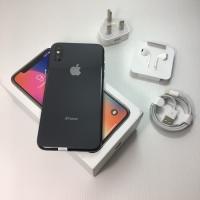 Handphone Iphone X second
