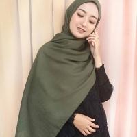 Pashmina import voal zafron hijab