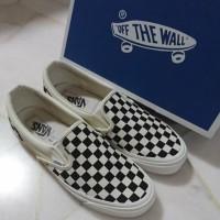 Vans Checkerboard Slip On OG