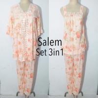 Baju tidur kimono dewasa wanita