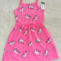 Dress & Jumpsuit Anak Unicorn Pink
