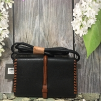 Fossil cross body full leather new with tag