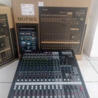Mixer yamaha MGP16x original resmi yamaha