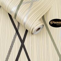 Wallpaper Modern Stripe | 45CM x 10M