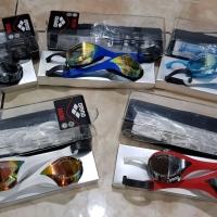 Kacamata Renang Arena Cobra Ultra Mirror Original