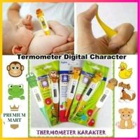 Thermometer Anak / Termometer Anak Elastis Karakter