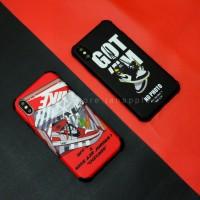 Crack Nike Air Case Iphone 6 6S 6+ 6S+ 7 7+ 8 8+ X XS XR XS MAX