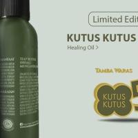 Kutus Kutus Healing Oil Limited Edition ORIGINAL