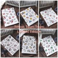 handuk anak Tottori edisi Tsum Tsum Limited Edition by Little Palmer