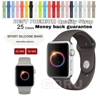 Sport band strap apple watch iwatch series 4 / 3 / 2 / 1 premium ori