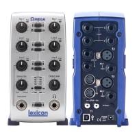 Lexicon Omega Soundcard Studio