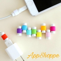 Cable Protector Wire Lightning Cable Protection Clip - MULTI COLOR