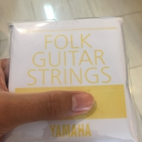 Senar YAMAHA Akustik Folk Gitar Strings ORIGINAL ASLI