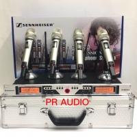 Mic Wireless Sennheiser SKM 9004 ( 4 Handle ) , Kualias Di Jamin !!!