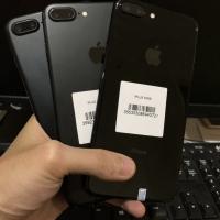 Iphone 7 Plus 32GB Blackmatte mulus fullset