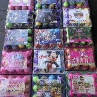 Egg surprise Motif Peppa pig LOL HK Tsum2 Cars Little Pony spiderman