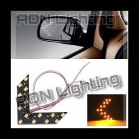 LED KACA SPION PANAH ARROW mobil motor 14 titik PCS
