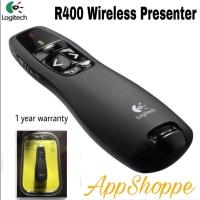 Laser Pointer Presenter R400 Wireless Pointer RED LASER Garansi