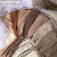 Inner Ciput Turki Kaos Polos Tali Premium