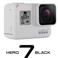 GoPRO HERO7 Black - Limited Edition Dusk White - Garansi TAM