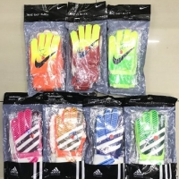 Sarung tangan kiper sepak bola dan futsal anak anak adidas nike tanpa