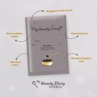 My Beauty Diary facial mask masker wajah Roe