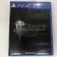 Kaset Game BD PS4 Final Fantasy XV / 15 Reg 3 Mulus