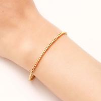 Gelang Titanium Pria Wanita Emas Silver ( Bracelet Small Stainless )