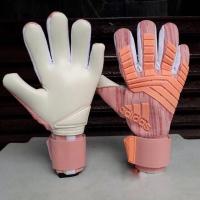 Sarung tangan kiper adidas predator soft pink ori