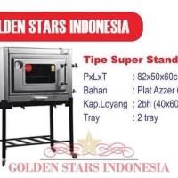 Oven Golden Star Super Standard Khusus JABODETABEK sdh termasuk ongkir