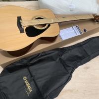 Gitar Yamaha F-310 original bonus softcase & pic