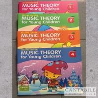 Paket Buku Music Theory for Young Children Book 1-4