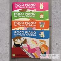 Paket Buku Poco Piano for Young Children Book 1-4