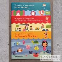 Paket Buku Theory Drills for Young Children Book 1-3