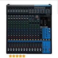 audio Mixer Yamaha MG 16 XU/Yamaha MG16XU/MG 16XU(16 Channel)