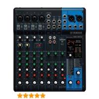 Audio mixer Yamaha MG 10 XU/MG 10XU/MG10XU/MG10 XU.(10 Channel)