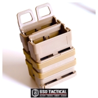 Tempat Magazine M4 5.56 Airsoft Double Emerson Fast Mag Tactical Pouch