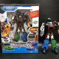 TOBOT MAGMA 6 - Robot