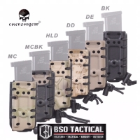 Pouch Magazine Emerson Gear G code Style 9mm Tactical Magazine Holster