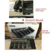 Efek Gitar Melody Boss Me-80 Original + Adaptor original boss