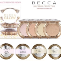BECCA glow macaroon collection