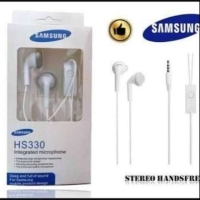 Earphone handsfree headset samsung original hs 330 ori