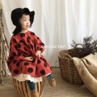 Dot Dress, Baju Anak Import, Rok Anak, Baju Korea, Korean kids fashion