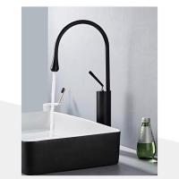 Keran Air hitam kran air kran aer faucet dapur wc mandi setara toto